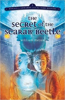 William Meyer Secret of the scarab beetle cover
